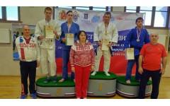 Поздравляем призеров Чемпионата России по дзюдо!