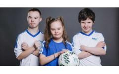 В Санкт-Петербурге пройдет открытая тренировка группы по футболу для детей с синдромом Дауна