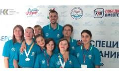 Всероссийский турнир по плаванию «Победим вместе»