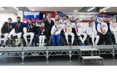 Поздравляем петербуржцев с успешным выступлением на чемпионате России по паралимпийскому фехтованию!