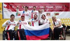 Парабадминтонисты Санкт-Петербурга стали победителями и призерами международного турнира